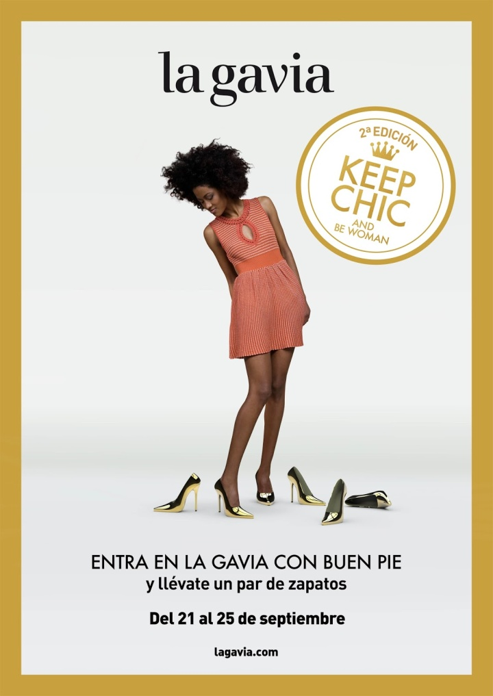 "Evento ""Keep chic and be woman"""