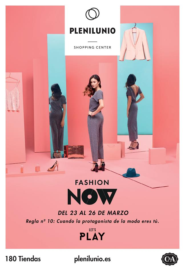 FASHION NOW EN PLENILUNIO