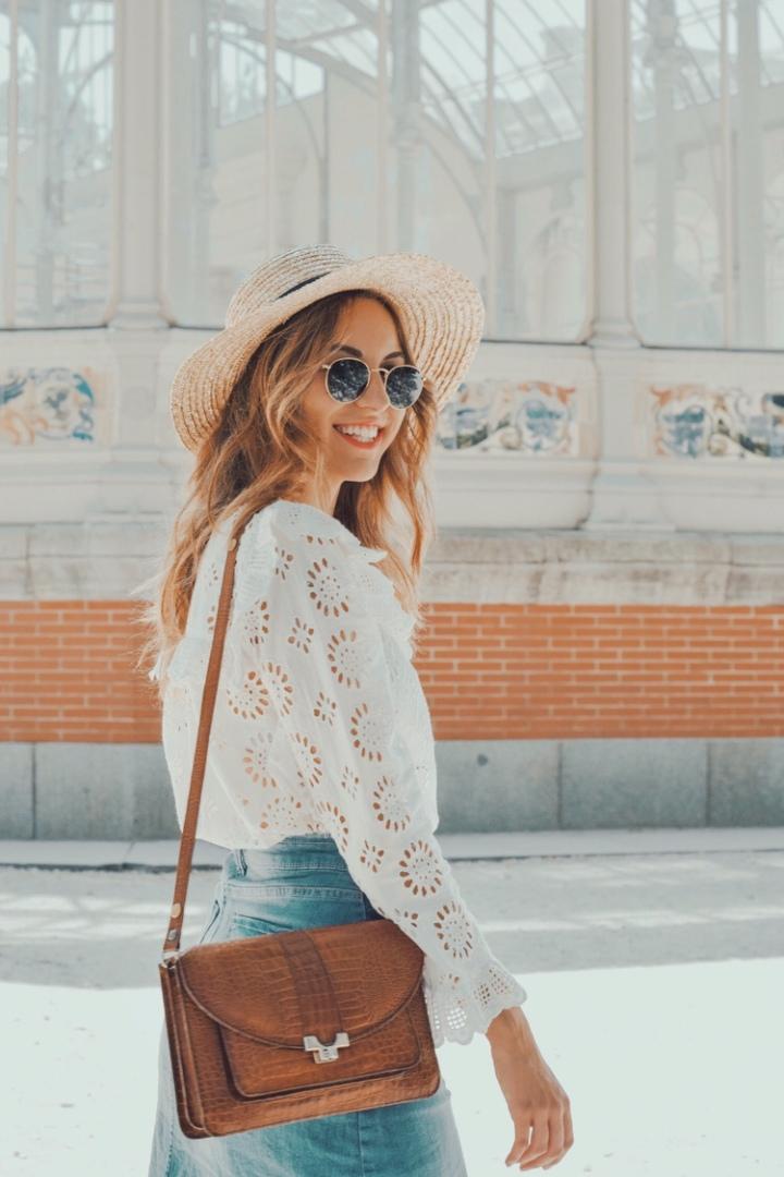 Como vestirse con un lookprimaveral